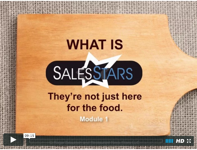 What are Sales Stars?