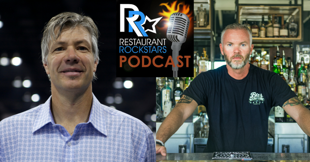Roger Beaudoin and Erik Shellenberger on The Restaurant Rockstars Podcast