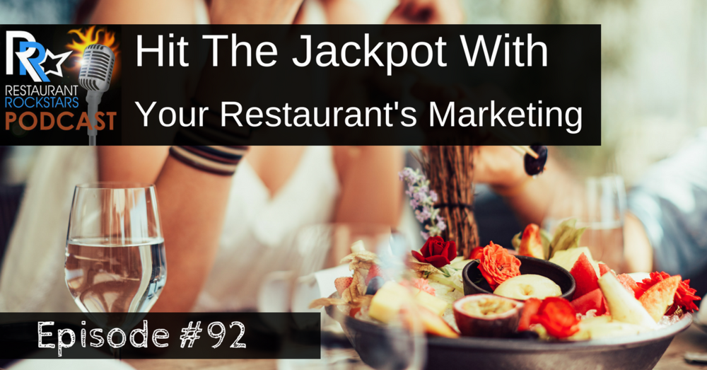 Hit the jackpot with your restaurant's marketing