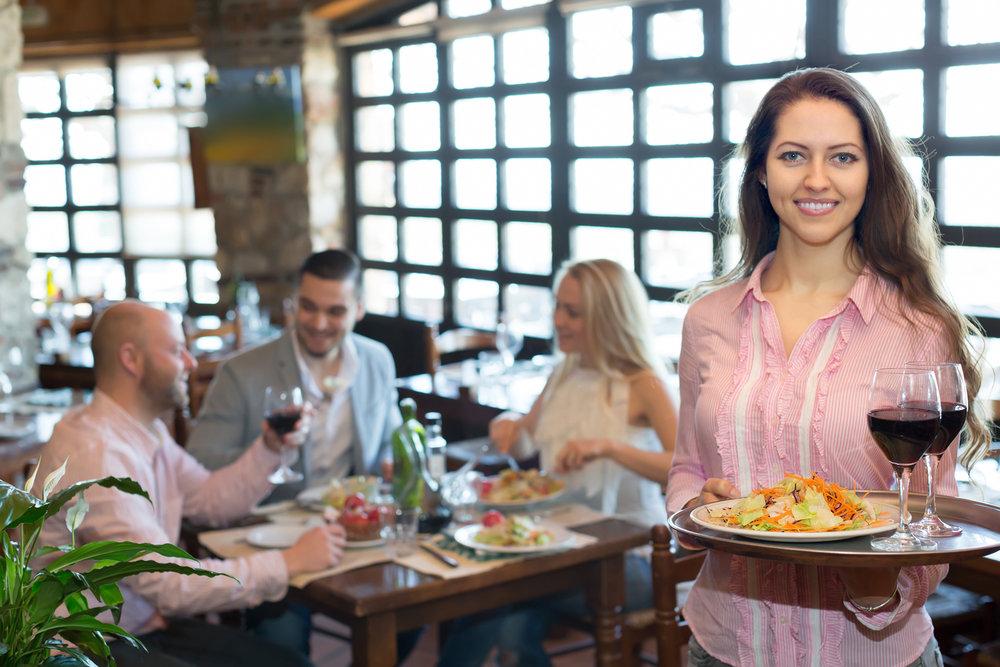 Restaurant Rockstars Server