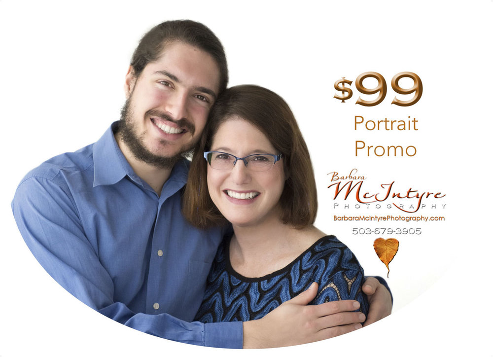 BMP 99 dollar special - 5x7 OVAL card - front - mother + son - edit 3-1-18 - oval.jpg