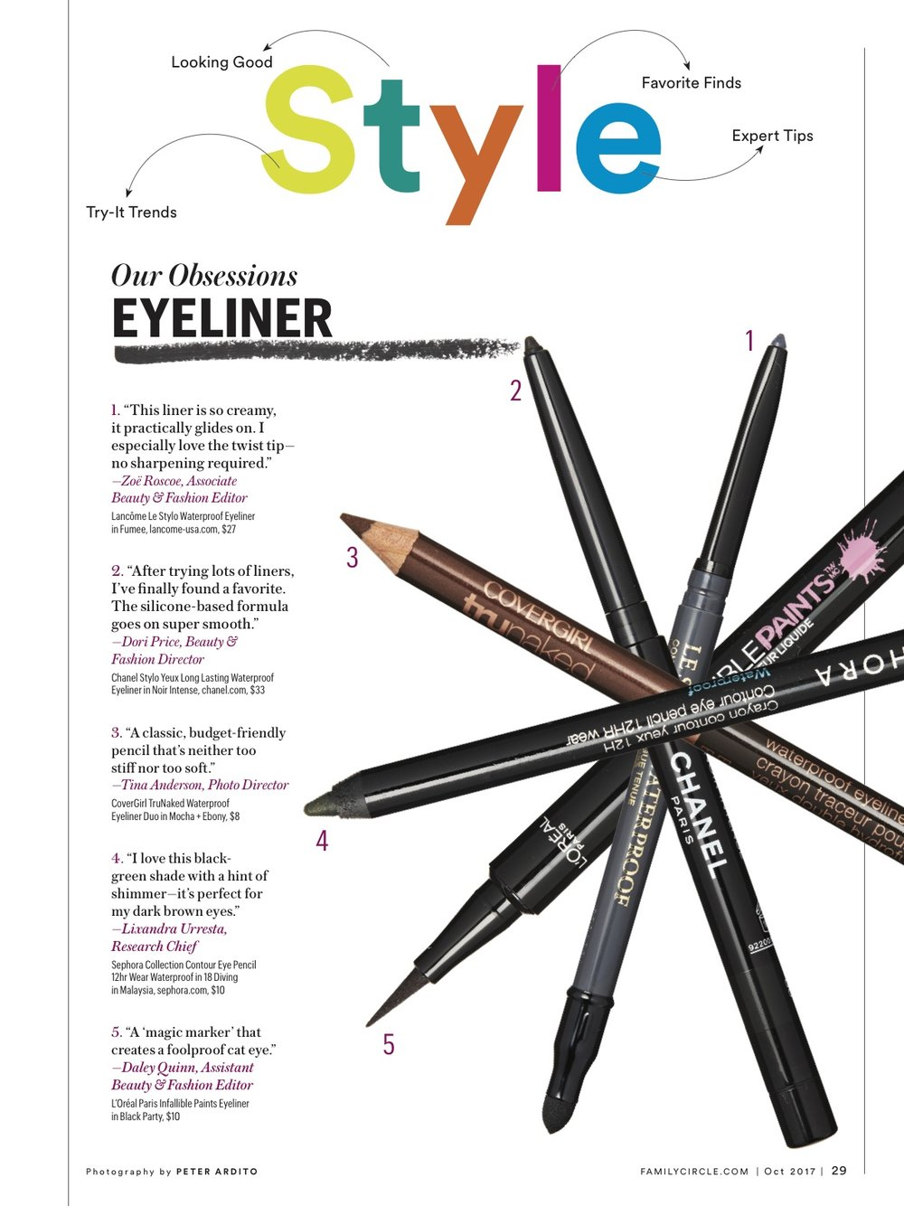 Our Obsessions: Eyeliner — DALEY QUINN
