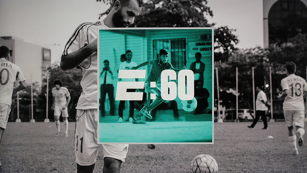 ESPN E:60 - The Dictator's Team