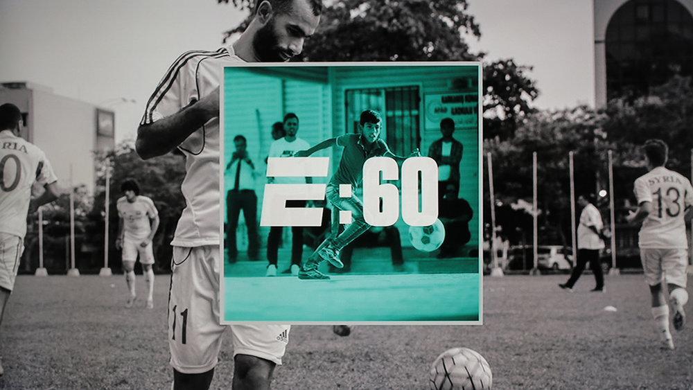 Copy of ESPN E:60 - The Dictator's Team