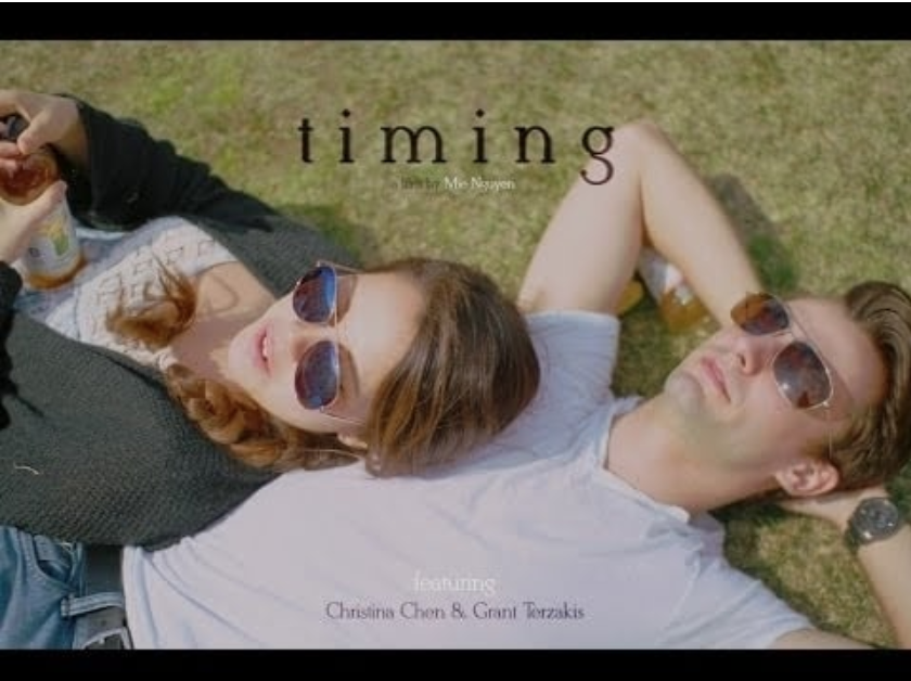 photo still from TIMING by My Nguyen