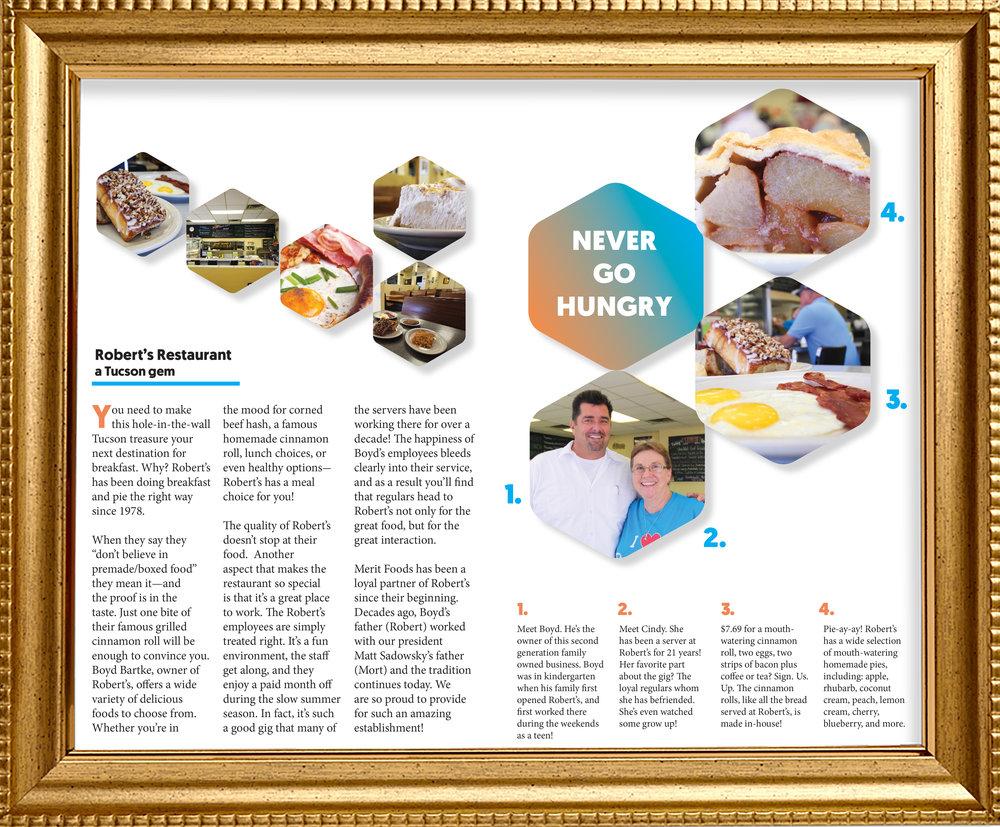 Restaurant Editorial Feature