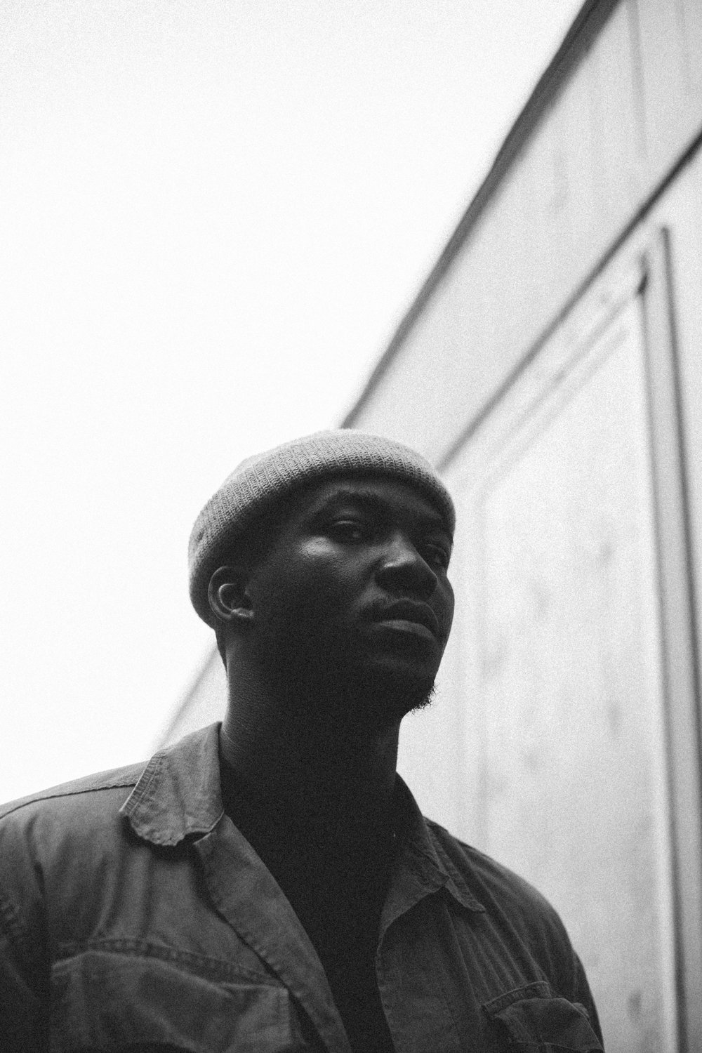 JACOB BANKS -- ORGNZD VISUALS BY LEXANDER BRYANT