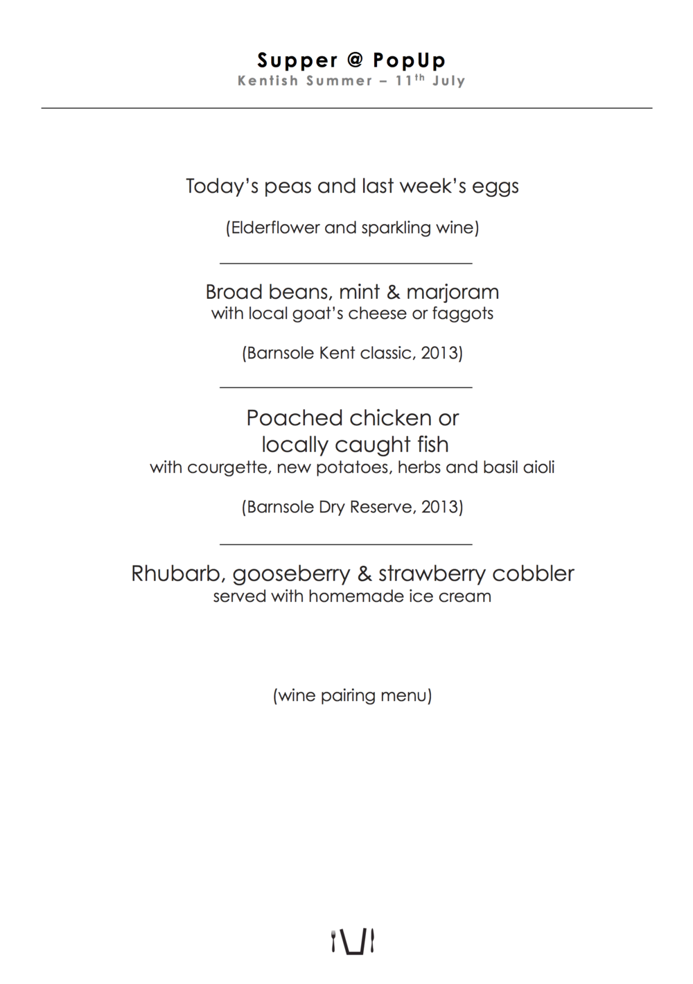 2015-07 supper popup printed table menu Kentish Summer.png