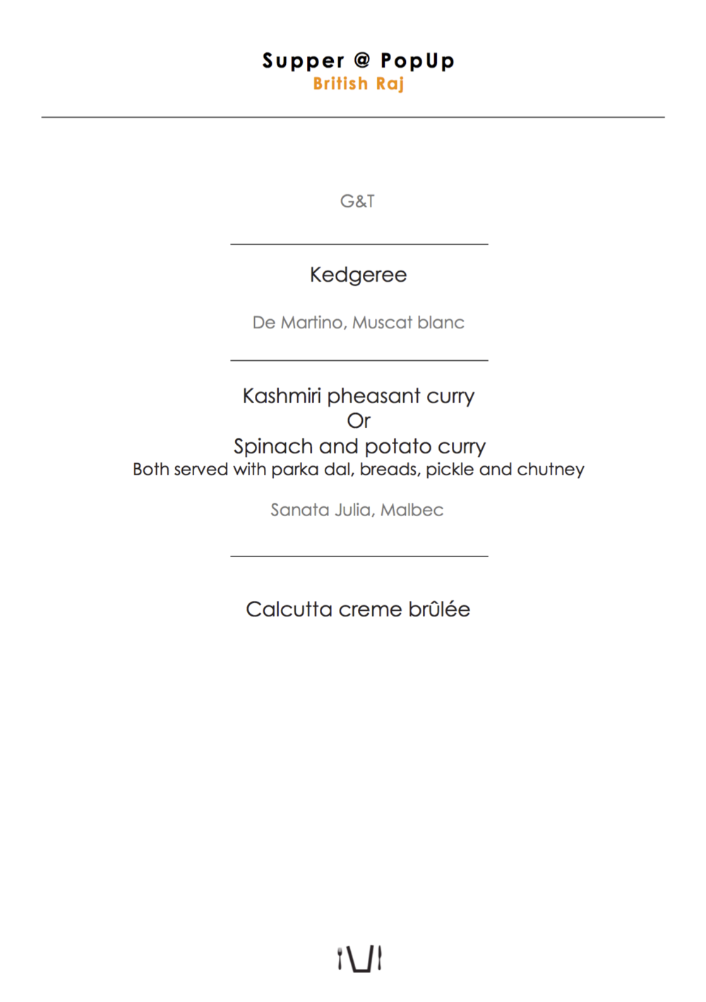 2015-12 supper popup printed table menu British Raj.png