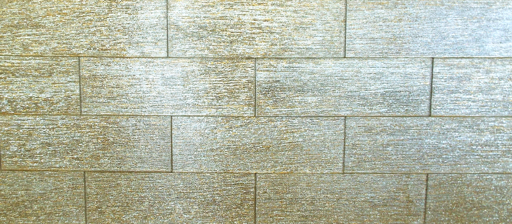 "BROAD GOL4X12T - 4""X12"" GOLD TEXTURED 33 PC/CTN (10.76 SF); 72 CTN/PLT"