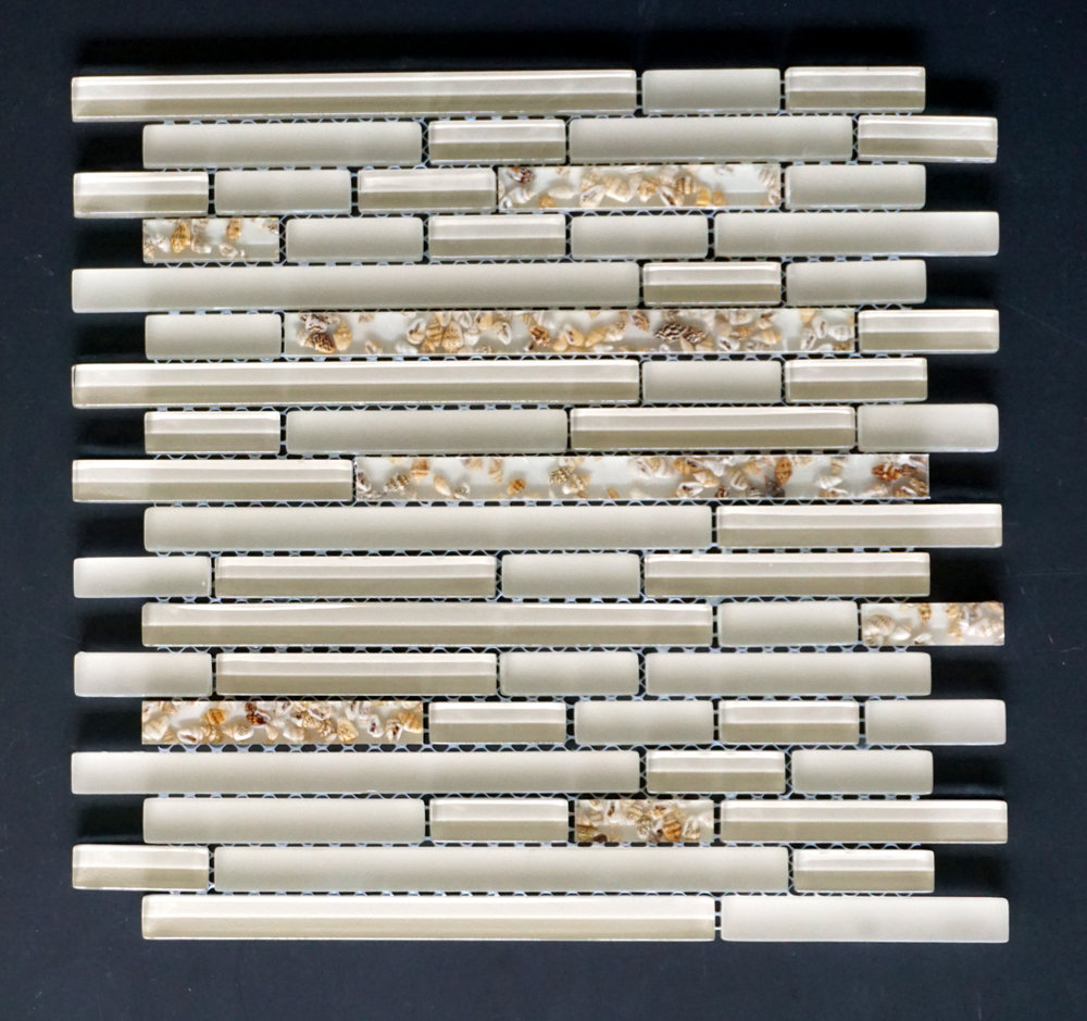 MANHATTAN SEASHELLS LISTELLO   11 PC/CTN (10.76 SF);   72 CTN/PLT