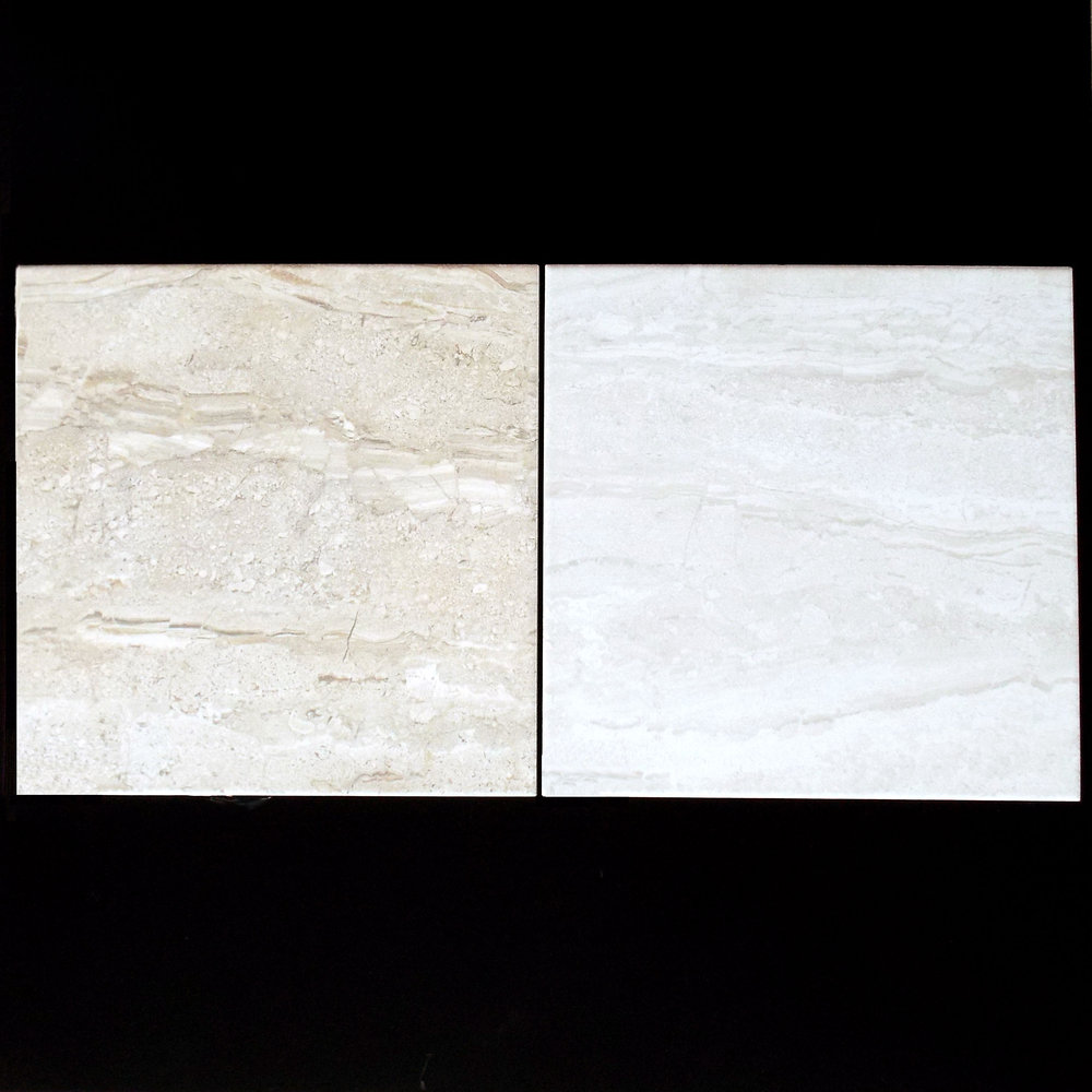 "12""X12"" & 18""X18"" GLOSSY GLAZED PORCELAIN FLOOR > SEE DETAILS IN THE PORCELAIN SECTION"