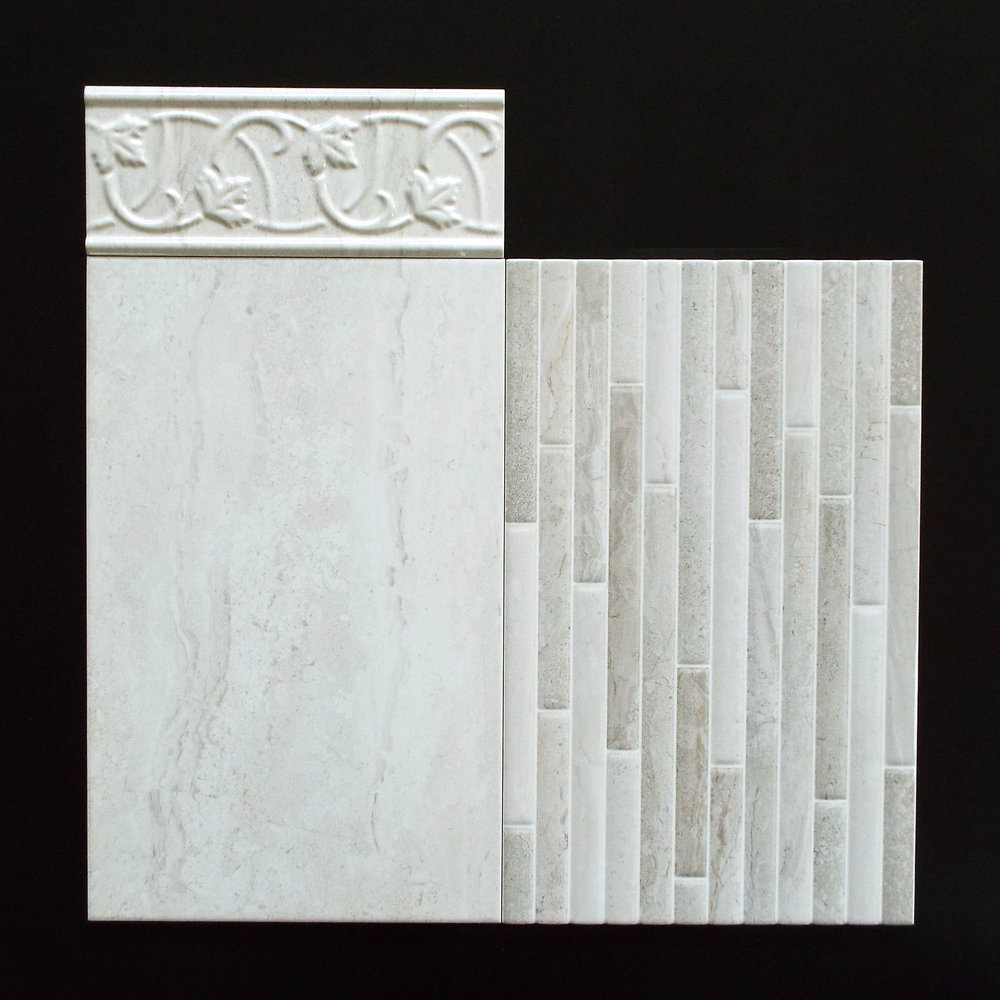 BLANCO WALL, DE & LT > SEE DETAILS IN CERAMIC SECTION