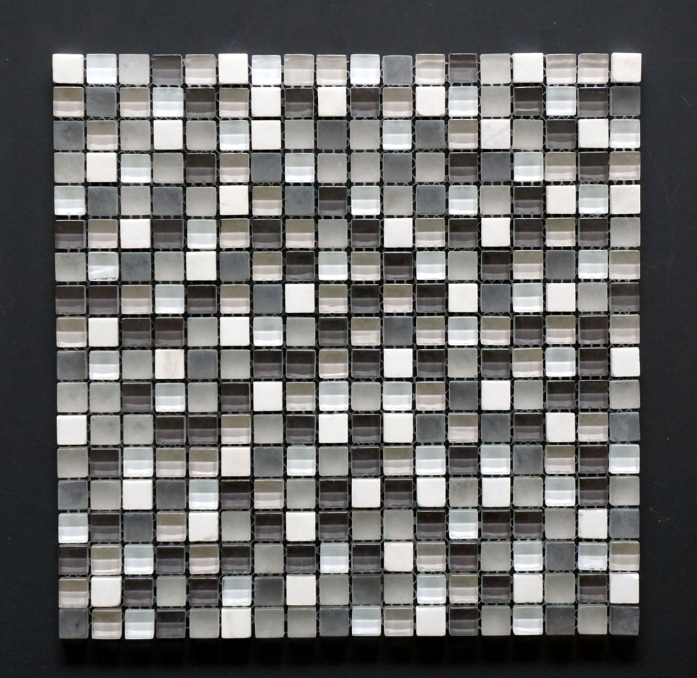 "MANHATTAN GREY 5/8""X5/8""   11 PC/CTN (10.76 SF);   72 CTN/PLT"
