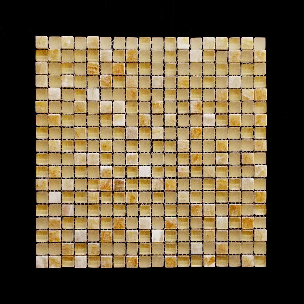 "Discontinued-   MANHATTAN HONEY POLISHED 5/8""   11 PC/CTN (10.76 SF); 72 CTN/PLT"
