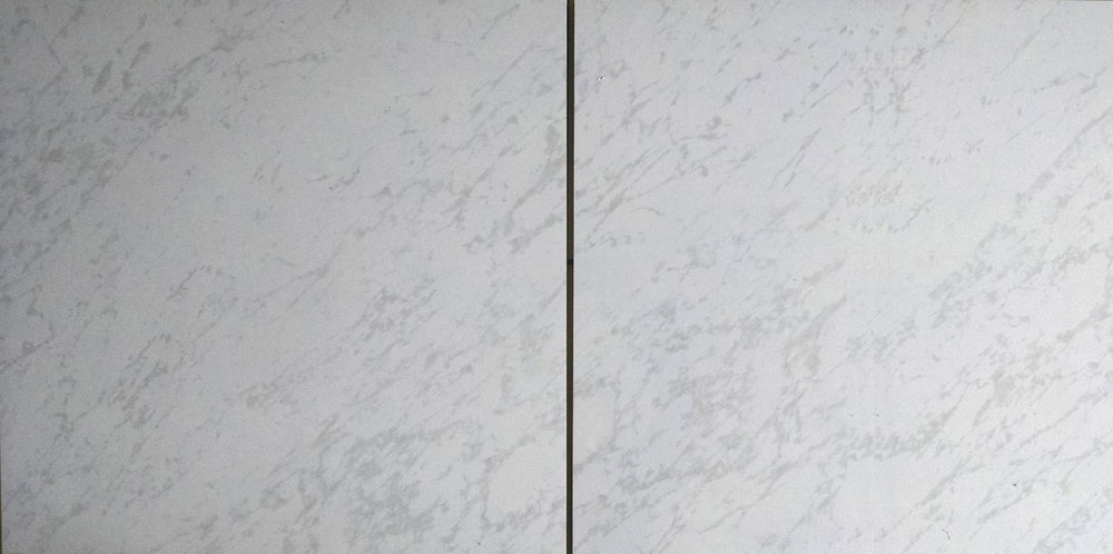 "Venice - Carrara  24""x24"" Glossy (WHT2424PC)    15.50 SF/CTN  4 PC/CTN  34 CTN/PLT"