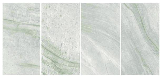 "Tau Litium Silver 12""x24"" Polished  8 PC/CTN (15.50 SF); 32 CTN/PLT Wide variation"