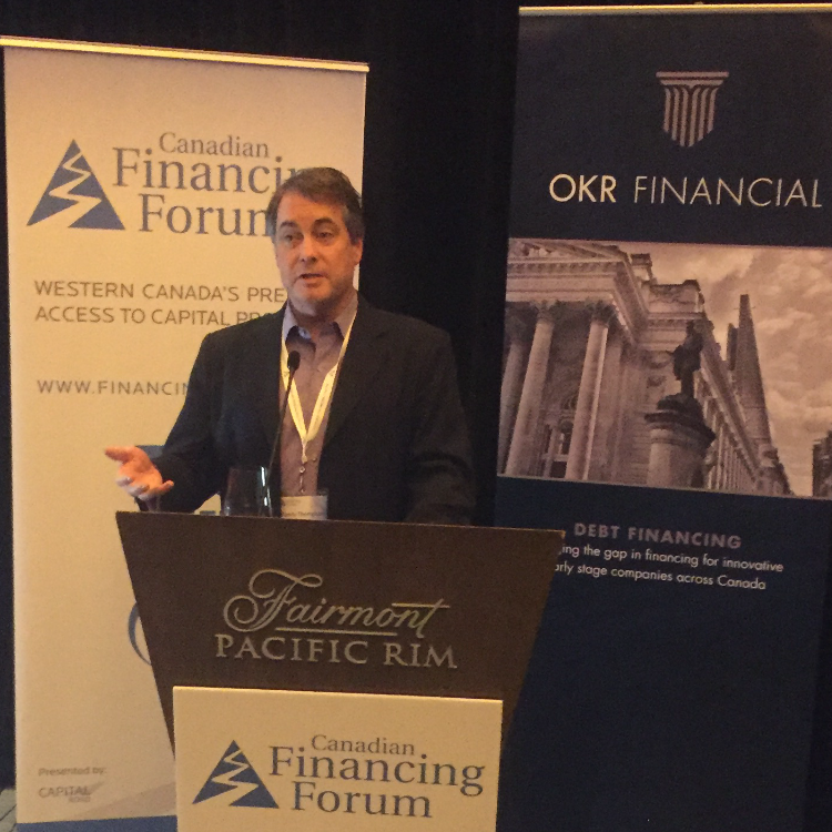 Canadian Financing Forum, February 2017