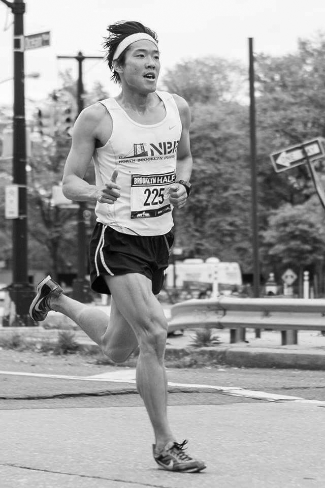 James ChuTeam Captain - Joined NBR: 2010Why I joined: Moved to Williamsburg and knew of Karl Paranya from college track.What I love about NBR: TeammatesFavorite Race Distance: 800 metersFavorite Race: Red Hook Crit, 5th Ave Mile, Brooklyn MileBest Running Memory: Making my marathon debut at the NYC Marathon 2013 without training and signing up for it the day before the race. It is still my marathon PR of 3:25.Fun Fact: Used to be fat