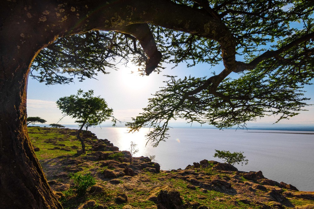 Langano Lake, Ethiopia