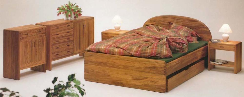 Bedroom Contemporary And Scandinavian Teak Furniture Fuchs Furniture