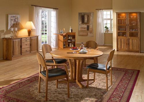 Dyrlund Teak Dining Table 9275 G 2