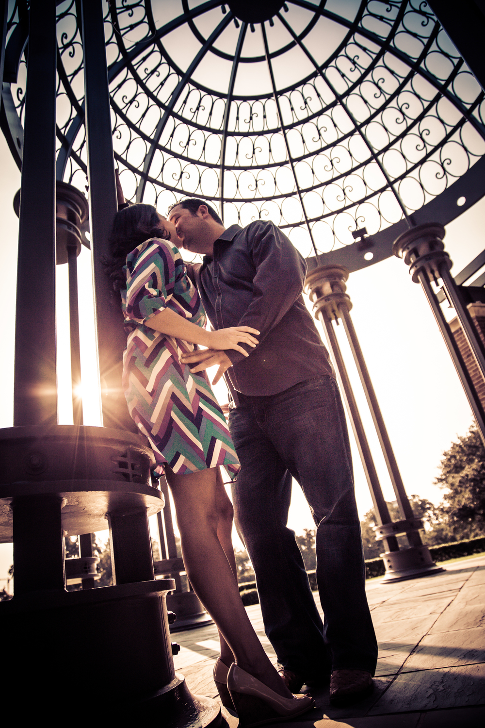 Robert E Lee Engagement Shoot