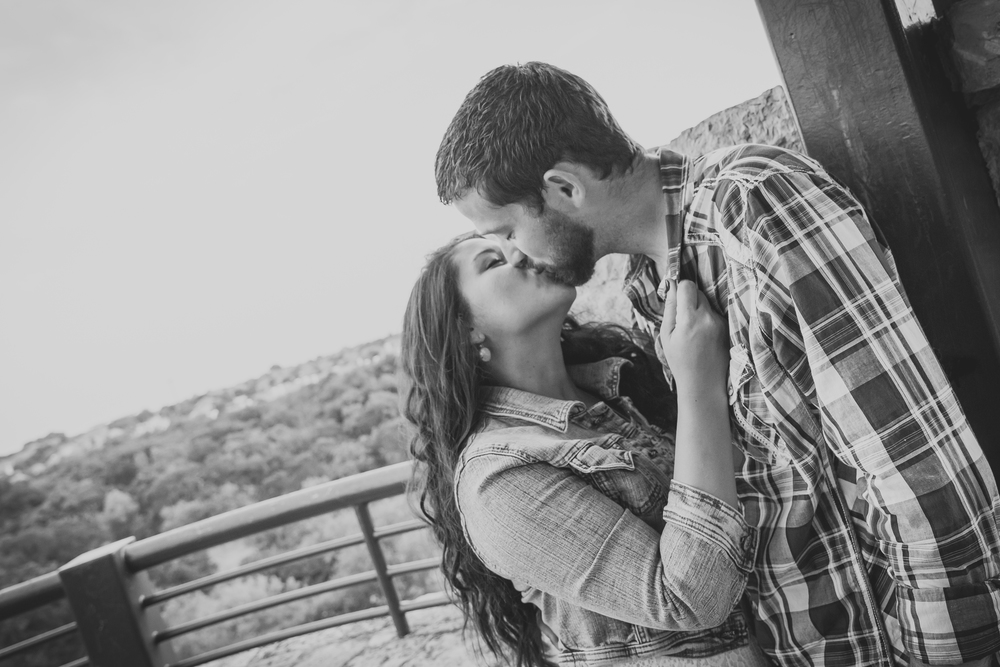Arbor Hills Engagement Shoot