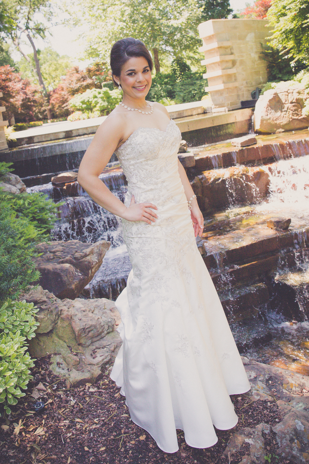 Little Elm Bridal Photographer