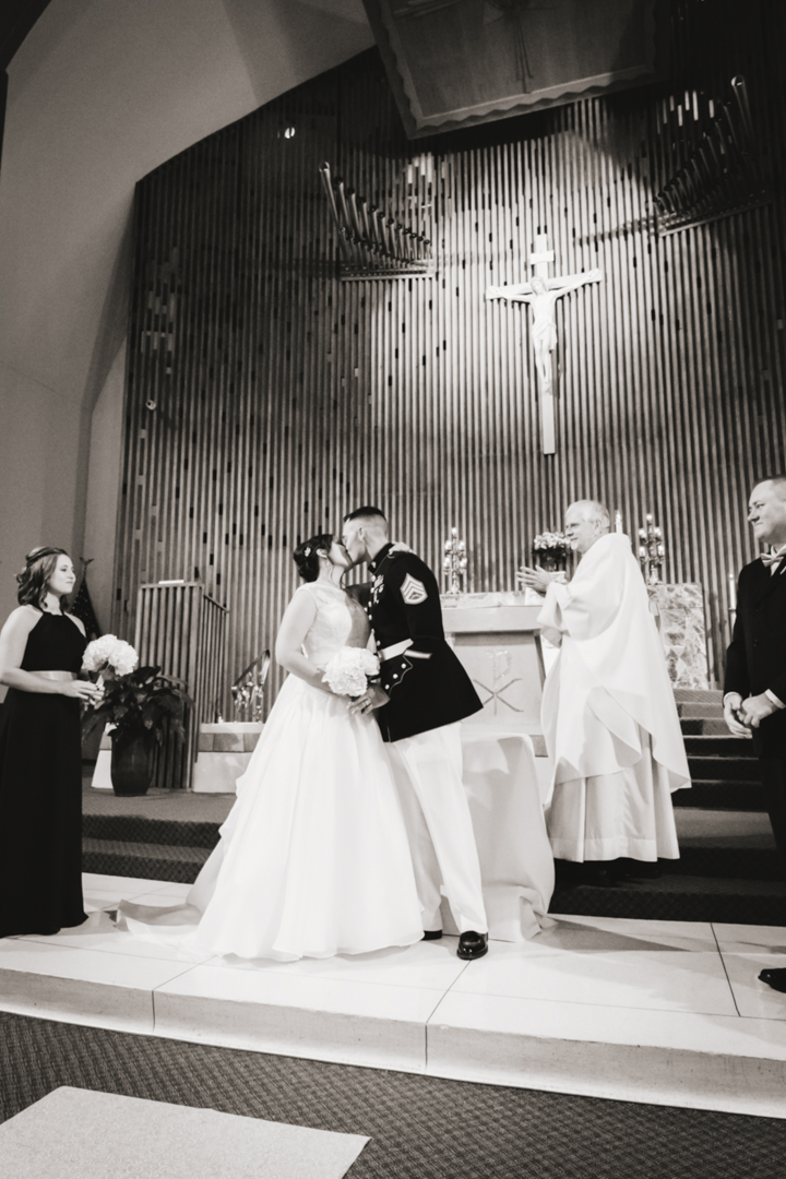 Saint Maria Goretti Ceremony