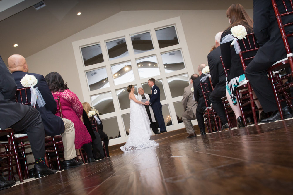 Milestone Mansion Wedding