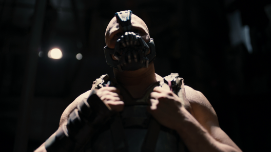 """You think darkness is your ally?""                            Bane, The Dark Knight Rises"