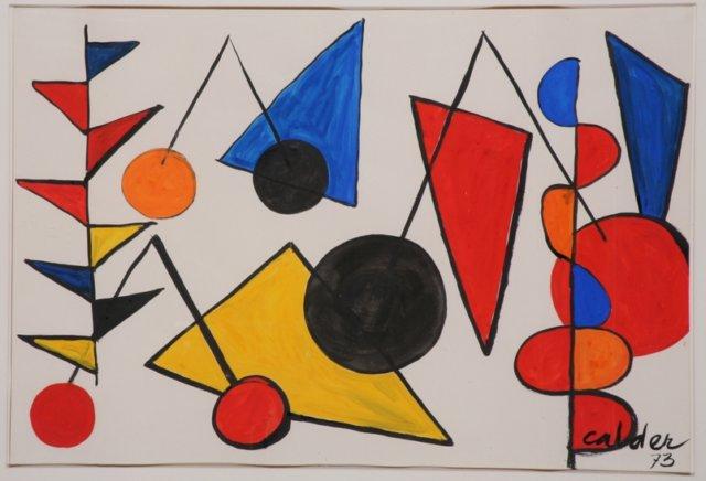 Alexander Calder (Set of 10)- $349,625