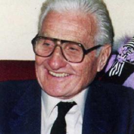 George Gách age 80