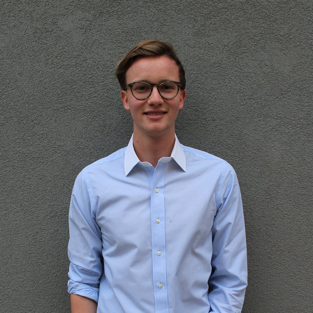 Carlson Mummert    Operations Lead   Carlson is a Sophomore majoring in Politics and minoring in the Business of Marketing Entertainment. He was the Co-Director of Finance for PCC 2017.