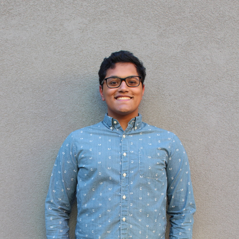Ajay Iyer    Outreach Lead   Ajay is a Sophomore in the College of Arts and Science, studying Economics and Politics. He competed in PCC last year, presenting on the topic of India-Pakistan Border Security, and currently serves as the Outreach Lead for PCC 2018.