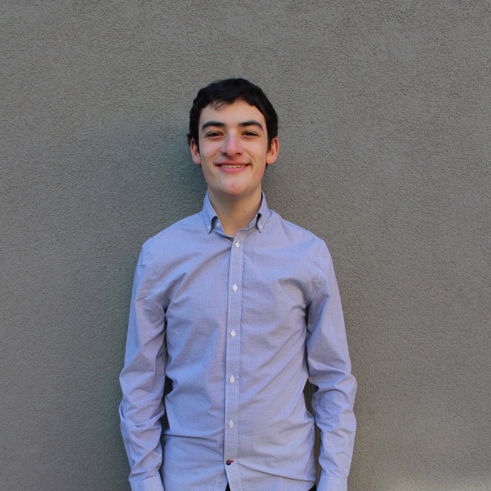 Joshua Schatman    PCC 2018 Committee Member   Joshua is a Freshman studying Metropolitan Studies in the College of Arts and Science. He is interested in expanding outreach to policy students at both the graduate and undergraduate levels.