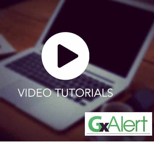 Have you scoped out our #new #training and #support page? Here you will find video tutorials on various aspects of our #GxAlert #platform. More features being added soon. Visit: SystemOne.id/training-support.
