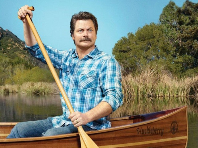 "NICK OFFERMAN ""Paddle Your Own Canoe"""