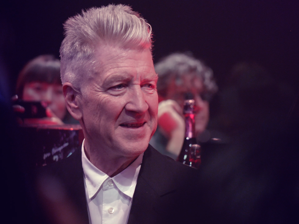"DOM PERGINON ""DAVID LYNCH"""