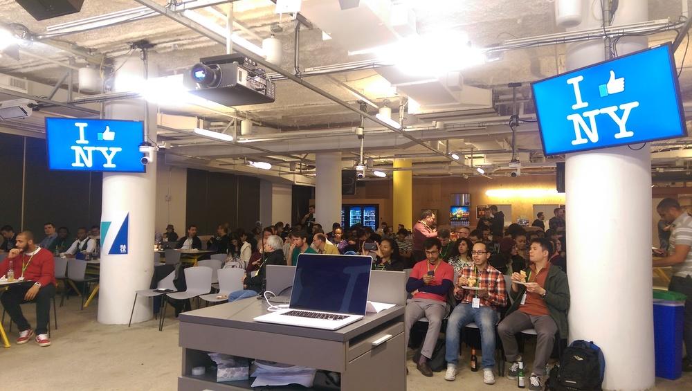 Facebook NY HQ