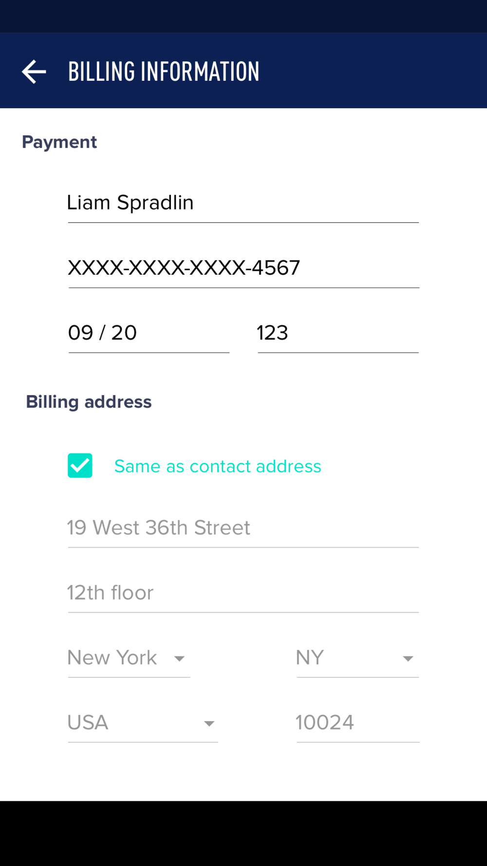 Settings - Billing Info.png