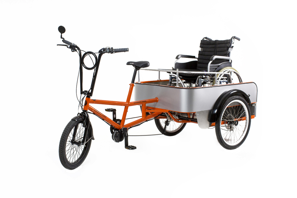Iceni Chariot Trike