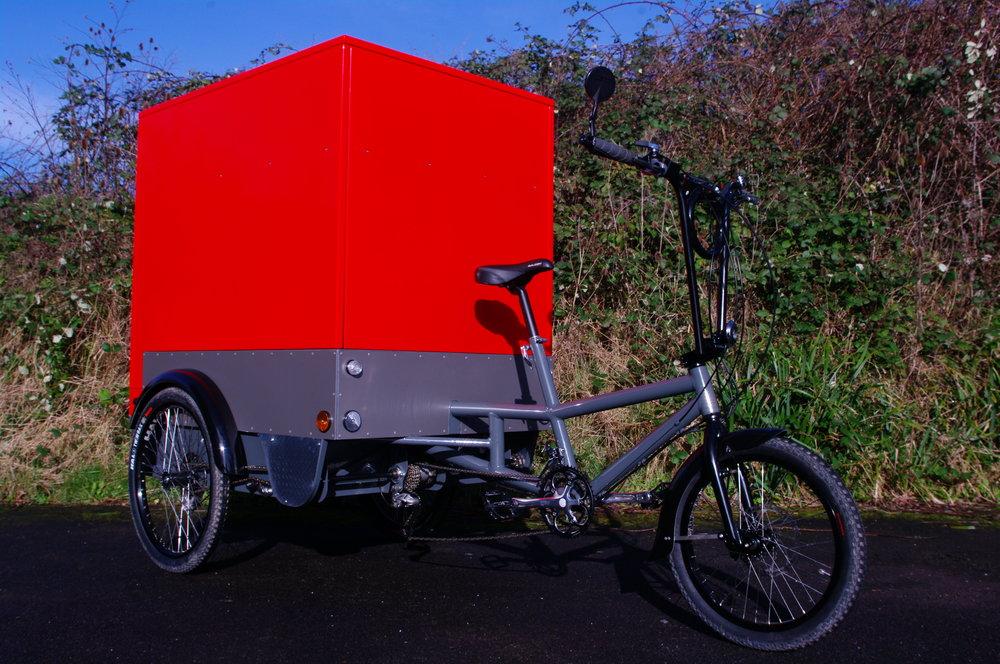 Iceni Cargo Trike