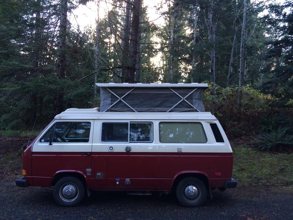Best camper van rental canada