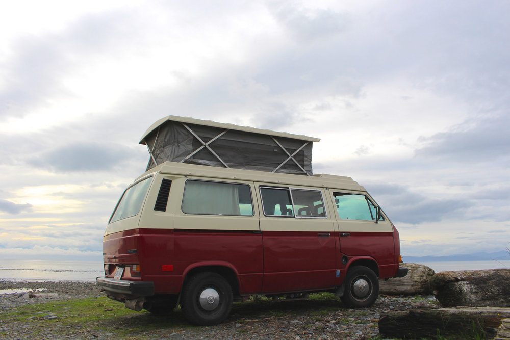 Vw Westfalia rental