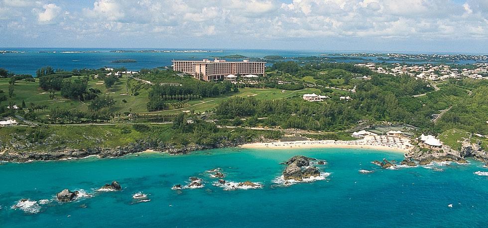 Visit the Triangle.....4 night stay at the Fairmont Southampton with Airfare for 2 in Bermuda. Daily breakfast for 2 included. See the pink sand beaches and azure blue seas for yourself.    Blackout dates: America's Cup week, Thanksgiving, Christmas, New Year's weeks.    Airfare must be booked within one year from the date of purchase. Must be booked 60 days in advance.