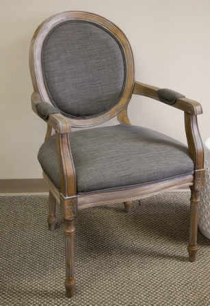 Accent Chair   Donated by: Shumake Furniture