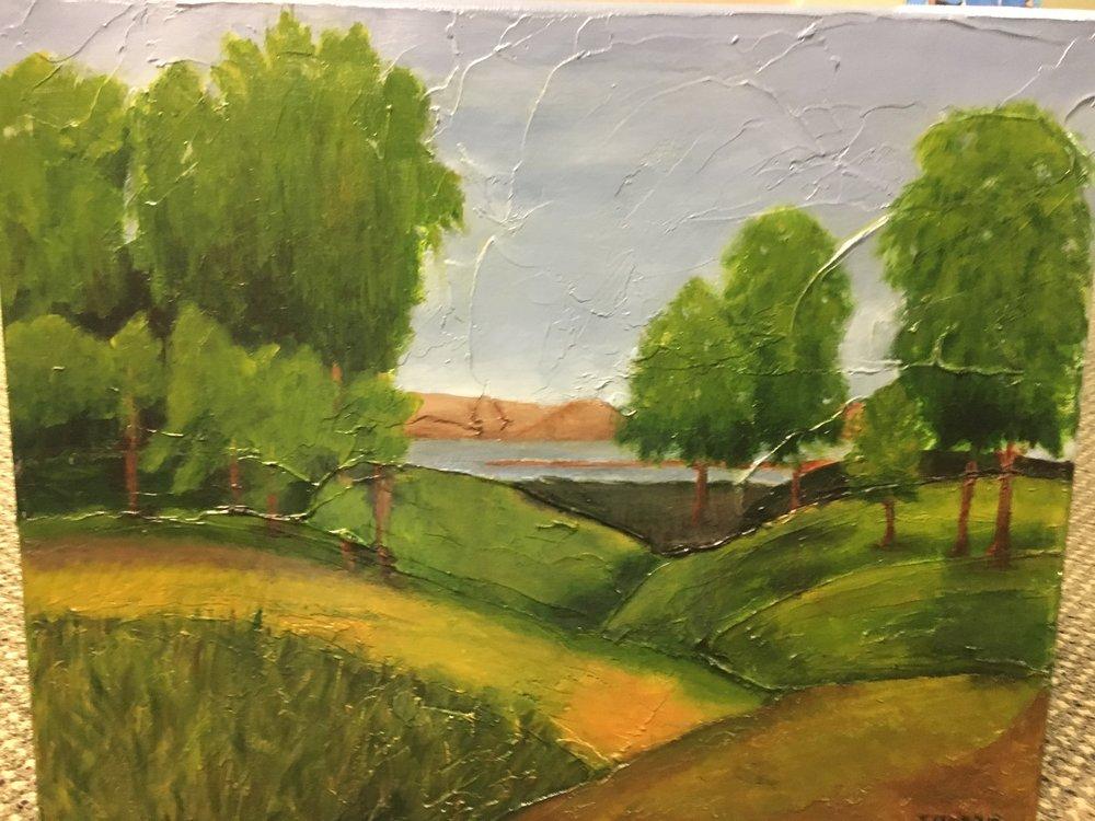by Judy Seymour