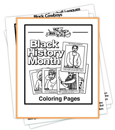 8 black history month learning resources boston mamas for Black history printable coloring pages